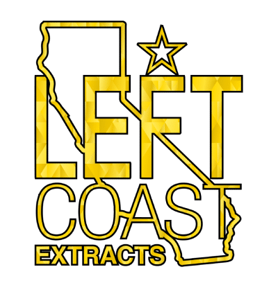 Left Coast Extracts | Logo