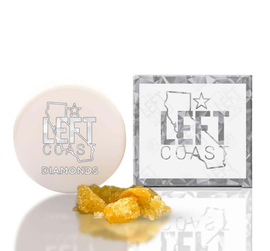 Left Coast Extracts | Left Coast Concentrates | Cashmere Diamonds