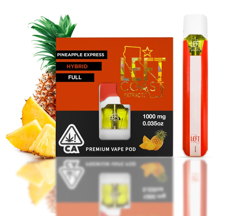 pineapple express pod full